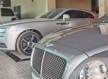 RR & bently